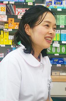 女性管理薬剤師