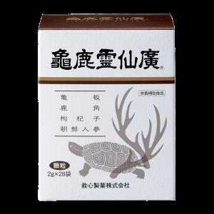 alt=''亀鹿霊仙廣''
